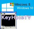 Windows 10 KeyHoleTV
