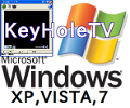 Windows KeyHoleTV